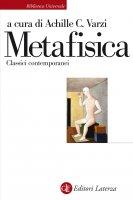 Metafisica - Achille C. Varzi