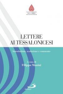 Copertina di 'Lettere ai Tessalonicesi'