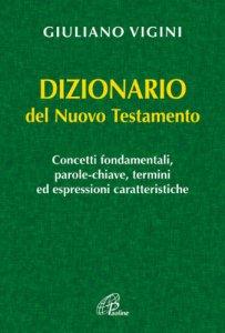 Copertina di 'Dizionario del Nuovo Testamento'