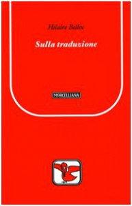 Copertina di 'Sulla traduzione'