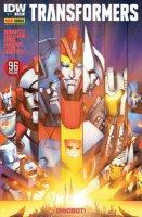 Transformers - Roberts James, Barber John