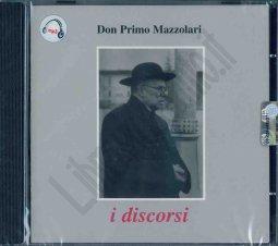 Copertina di 'Don Primo Mazzolari. I discorsi (Mp3)'
