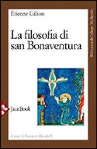 Copertina di 'La filosofia di San Bonaventura'