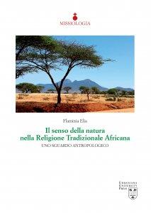 Copertina di 'Il senso della natura nella Religione Tradizionale Africana'