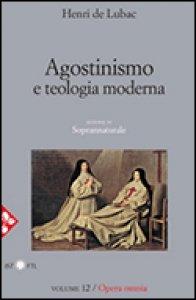 Copertina di 'Agostinismo e storia'