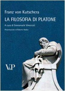 Copertina di 'La filosofia di Platone'
