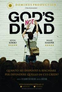 Copertina di 'God's not dead - Dio non è morto'