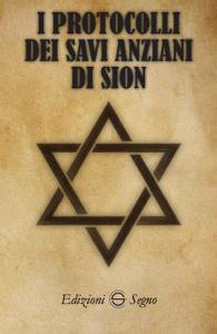 Copertina di 'I protocolli dei savi anziani di Sion'