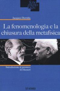 Copertina di 'La fenomenologia e la chiusura della metafisica'