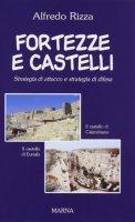 Fortezze e castelli. Strategia d'attacco e strategia di difesa - Rizza Alfredo