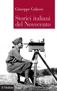 Copertina di 'Storici italiani del Novecento'