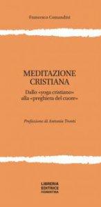 Copertina di 'Meditazione cristiana'