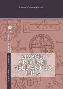 Copertina di 'Simboli cristiani nell'antica Siria'