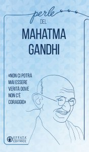 Copertina di 'Perle del Mahatma Gandhi'