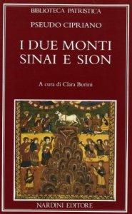 Copertina di 'I due monti Sinai e Sion. De duobus montibus'