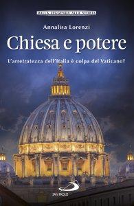 Copertina di 'Chiesa e potere'