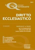 I Quaderni dell'Aspirante Avvocato - Diritto Ecclesiastico - Redazioni Edizioni Simone