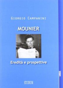 Copertina di 'Mounier'
