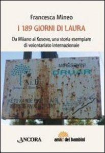 Copertina di 'I 189 giorni di Laura'