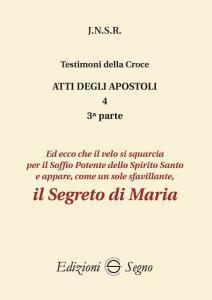 Copertina di 'Atti degli apostoli 4.  3° parte'