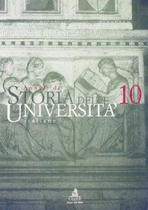 Copertina di 'Annali di storia delle università italiane 2006'