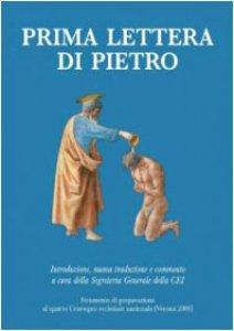Copertina di 'Prima Lettera di Pietro'