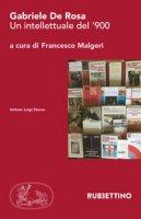 Gabriele De Rosa - Malgeri Francesco