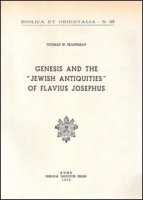 Genesis and the Jewish antiquities of Flavius Josephus - Franxman Thomas W.
