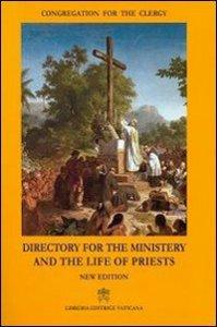 Copertina di 'Direttorio per il ministero e la vita dei presbiteri -INGLESE'