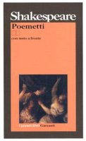 Poemetti. Testo originale a fronte - Shakespeare William