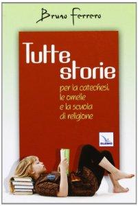 Copertina di 'Tutte storie'