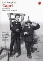 Capri 1905-1940. Frammenti postumi - Vergine Lea, Lambiase Sergio, Fermani Elisabetta