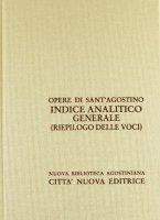 Opera Omnia - Indice analitico generale (Riepilogo)
