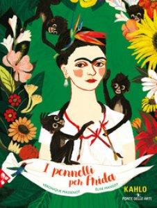Copertina di 'I pennelli per Frida'