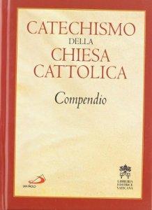Copertina di 'Catechismo della Chiesa cattolica. Compendio tascabile'