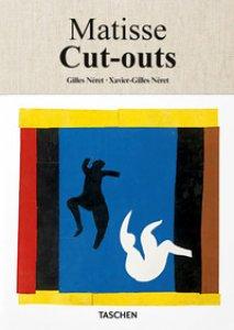 Copertina di 'Matisse. Cut-outs'