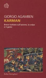 Copertina di 'Karman. Breve trattato sull'azione, la colpa e il gesto'