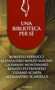 Copertina di 'Una biblioteca per sé'