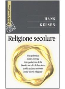 Copertina di 'Religione secolare'