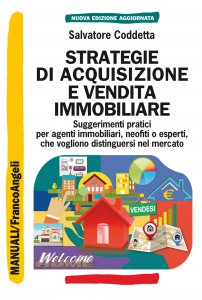 Copertina di 'Strategie di acquisizione e vendita immobiliare'