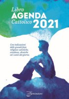 Libro agenda cattolico 2021