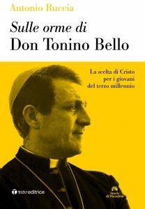 Copertina di 'Sulle orme di don Tonino Bello'
