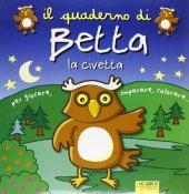 Il quaderno di Betta la civetta