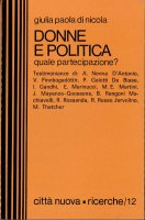 Donne e politica - Giulia Paola di Nicola