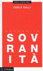 Copertina di 'Sovranità'