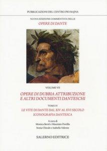 Copertina di 'Nuova edizione commentata delle opere di Dante. Vol. 7/4'