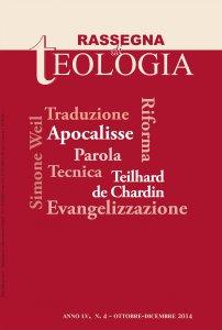 Copertina di 'Rassegna di Teologia n. 4/2014'