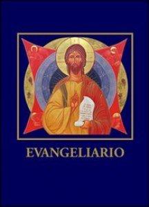 Copertina di 'Evangeliario [Copertina rilegata]'