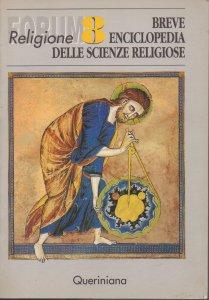 Copertina di 'Breve enciclopedia delle scienze religiose'