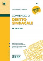 Compendio di Diritto Sindacale - F. Mariani, Federico del Giudice